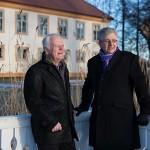 Göran Dahlström & Lars Härnström vid St Djulö
