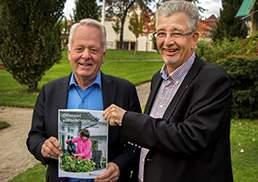 Göran Dahlström och Lars Härnström